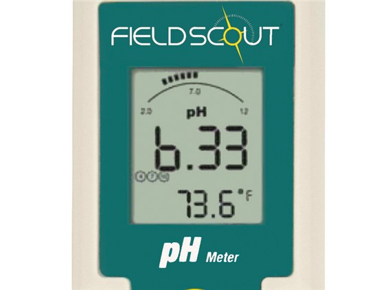 Fieldscout Soilstik Ph Meter Spectrum Technologies