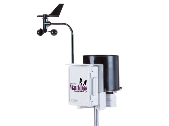 2700 Weather Station