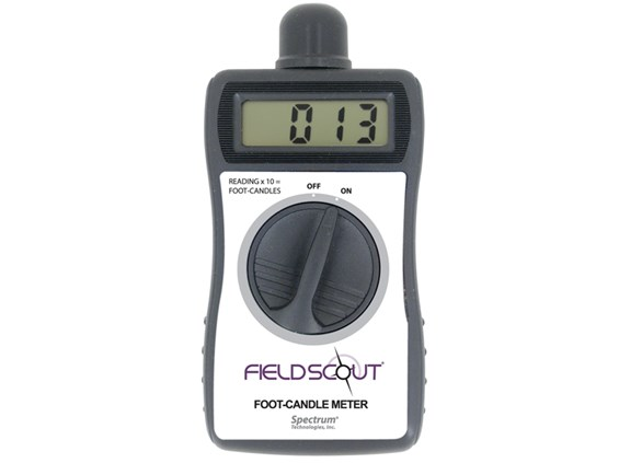 foot meter: