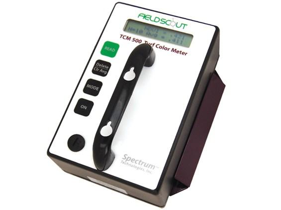Fieldscout Tcm 500 Ndvi Turf Color Meter Spectrum