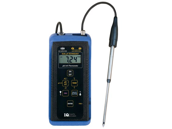 Iq 150 Ph Meter Spectrum Technologies