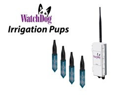 WatchDog Sensor Pup Irrigation Stations