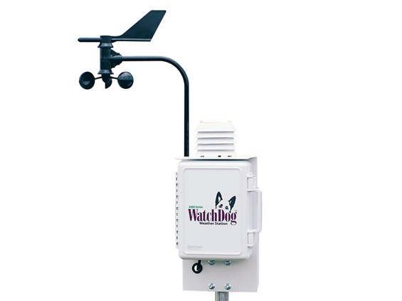 2550 Weather Station