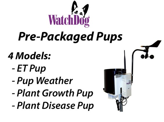Pre packaged Pup Stations