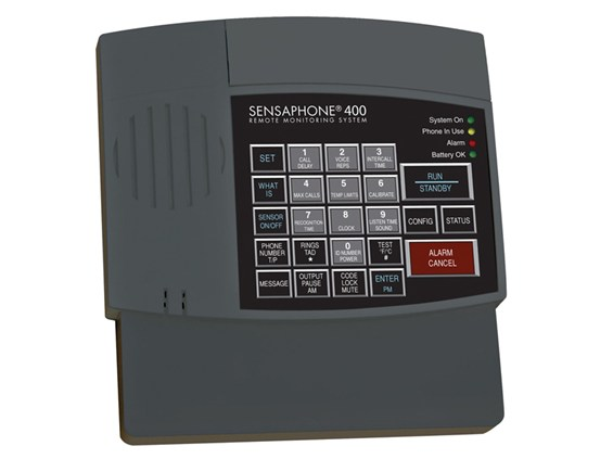 Sensaphone 400 Frost Alarm System Spectrum Technologies