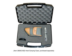 Replacement SPAD Outer Hard Carrying Case Only (not small carrying case)