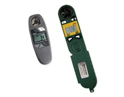 Digital Wind/Temperature Meters