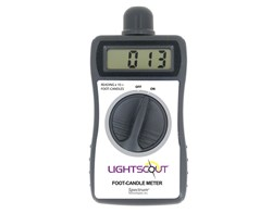 LightScout Foot-Candle Meter
