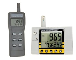 Temp/RH/CO2 Meters
