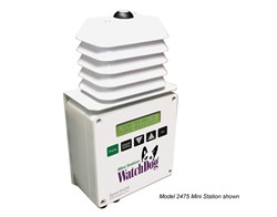 WatchDog 2425 Mini Station Temperature