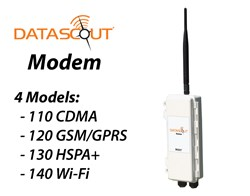 DataScout Cellular Modems plus WiFi Modems