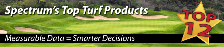 Spectrum's Top Turf Products